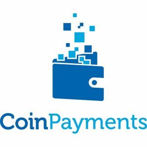 Logo for coin payments